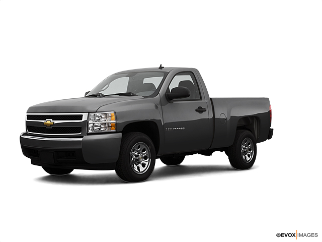 2007 Chevrolet Silverado 1500 Vehicle Photo in Melbourne, FL 32901