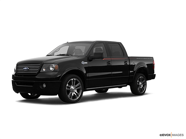 2007 Ford F-150 Vehicle Photo in Independence, MO 64055