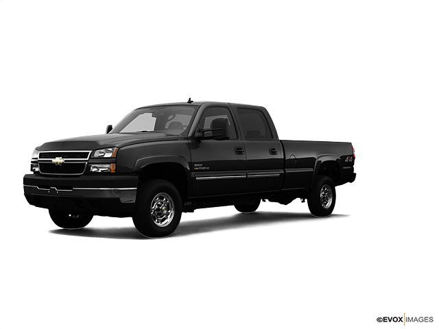 2007 Chevrolet Silverado 2500HD Classic Vehicle Photo in Warrensville Heights, OH 44128