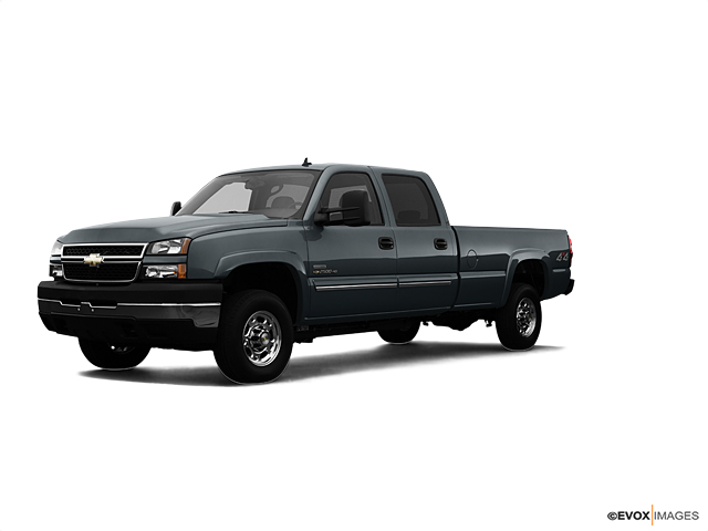 2007 Chevrolet Silverado 2500HD Classic Vehicle Photo in Sioux City, IA 51101