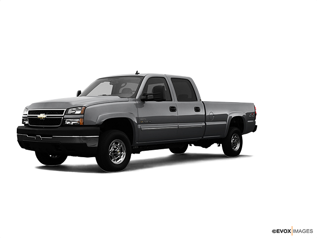 2007 Chevrolet Silverado 2500HD Classic Vehicle Photo in Fort Worth, TX 76116