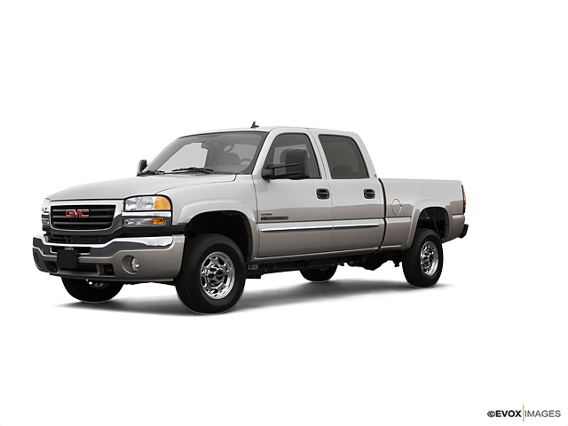2007 GMC Sierra 2500HD Classic Vehicle Photo in Marquette, MI 49855