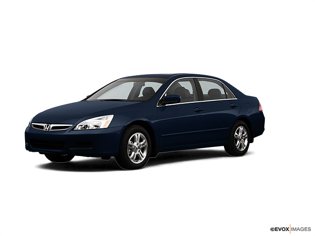 2007 Honda Accord Sedan Vehicle Photo in Friendswood, TX 77546
