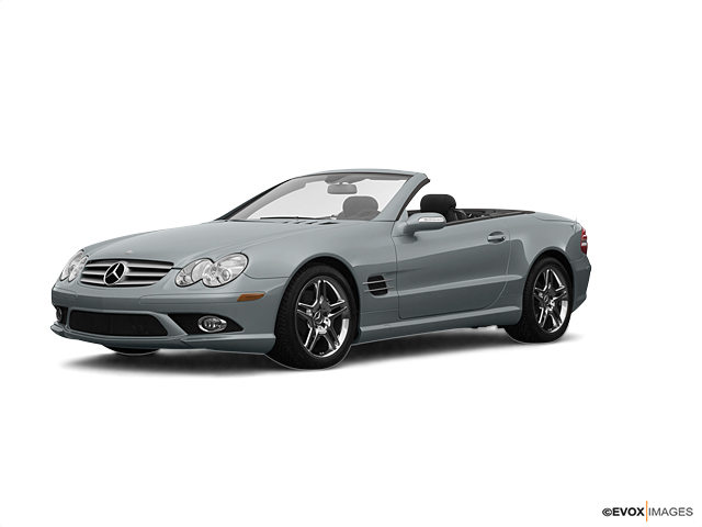 2007 Mercedes-Benz SL-Class Vehicle Photo in Honolulu, HI 96819