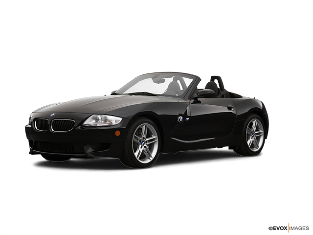 2007 BMW Z4 M Vehicle Photo in Elyria, OH 44035