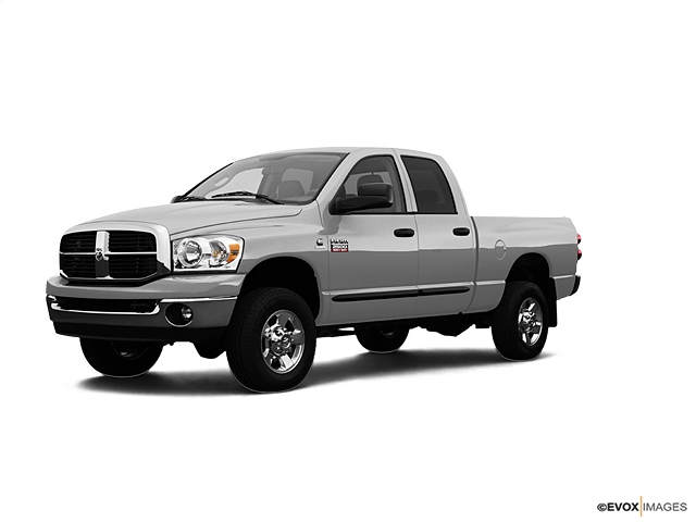 2007 Dodge Ram 2500 Vehicle Photo in San Angelo, TX 76901