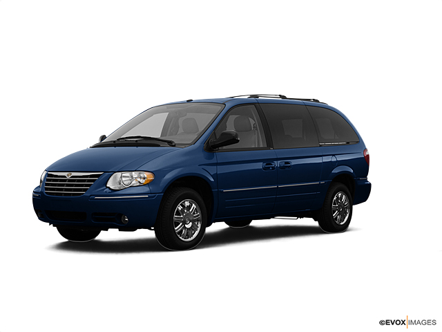 2007 Chrysler Town & Country LWB Vehicle Photo in Melbourne, FL 32901