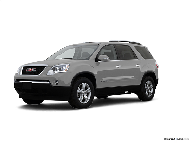 2007 GMC Acadia Vehicle Photo in Colorado Springs, CO 80905