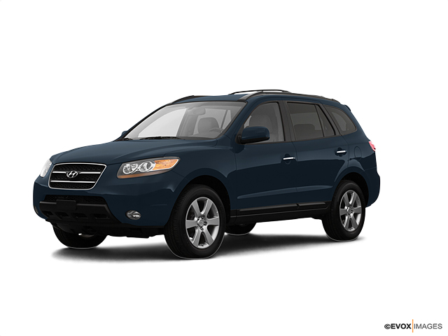 2007 Hyundai Santa Fe Vehicle Photo in Moon Township, PA 15108