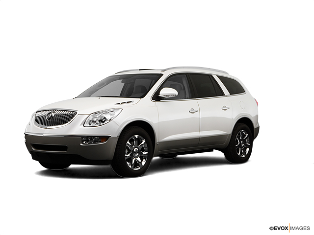 2008 Buick Enclave Vehicle Photo in Redding, CA 96002