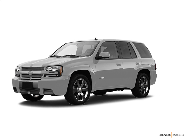 2007 Chevrolet TrailBlazer Vehicle Photo in Bowie, MD 20716