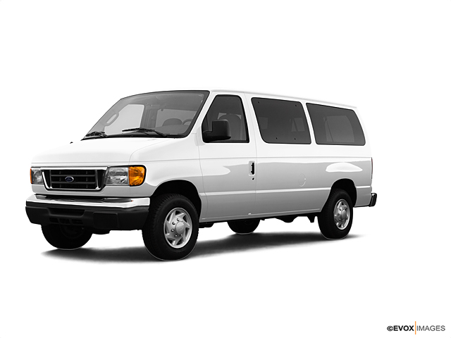 2007 Ford Econoline Wagon Vehicle Photo in Killeen, TX 76541