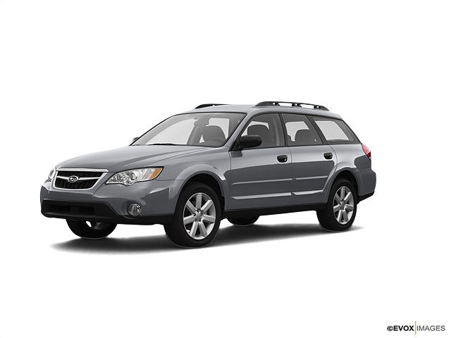 2008 Subaru Outback (NY/NJ) Vehicle Photo in Fort Worth, TX 76116