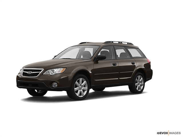 2008 Subaru Outback Vehicle Photo in Rockford, IL 61107