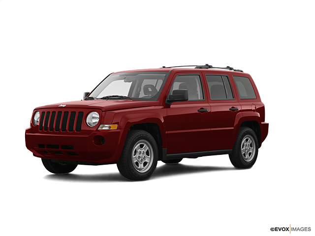 2007 Jeep Patriot Vehicle Photo in Madison, WI 53713