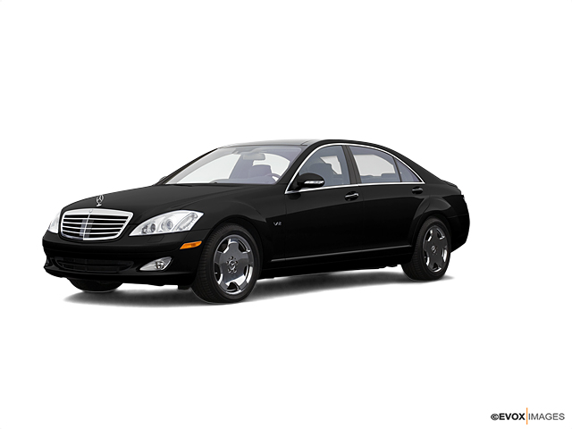 2007 Mercedes-Benz S-Class Vehicle Photo in Moultrie, GA 31788