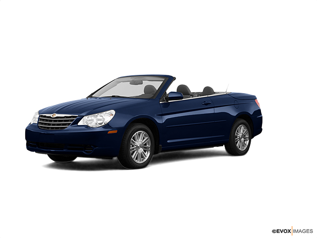 2008 Chrysler Sebring Vehicle Photo in Mansfield, OH 44906