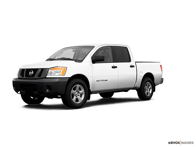 2008 Nissan Titan Vehicle Photo in Bedford, TX 76022