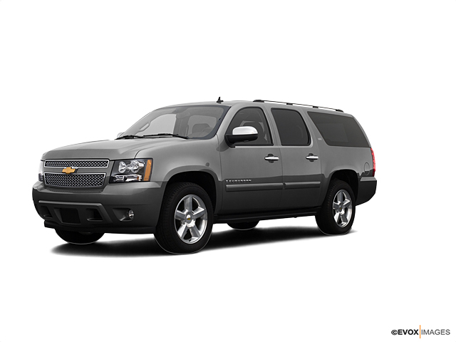 2007 Chevrolet Suburban Vehicle Photo in Greensboro, NC 27405