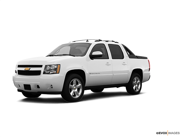 2007 Chevrolet Avalanche Vehicle Photo in Vincennes, IN 47591