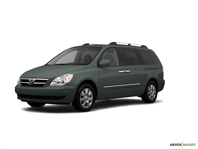 2007 Hyundai Entourage Vehicle Photo in Greeley, CO 80634