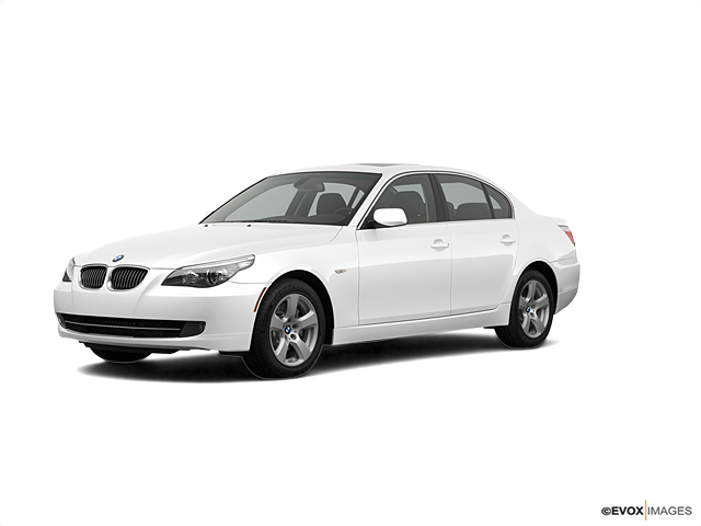 2008 BMW 535i Vehicle Photo in Akron, OH 44312