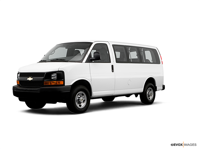 2007 Chevrolet Express Passenger Vehicle Photo in Killeen, TX 76541