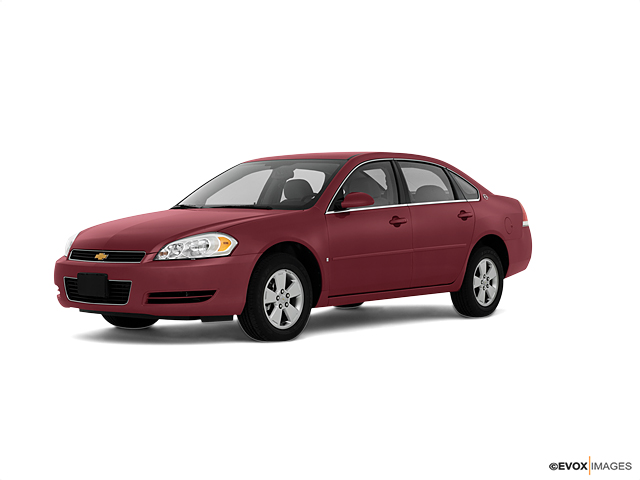 2008 Chevrolet Impala Vehicle Photo in San Angelo, TX 76901