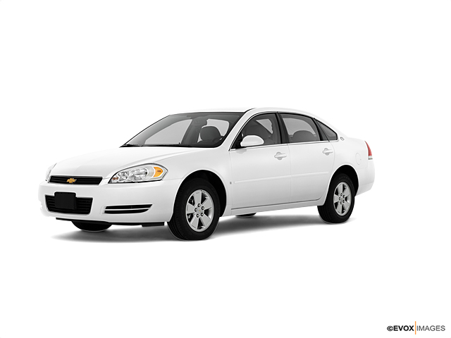 2008 Chevrolet Impala Vehicle Photo in Vincennes, IN 47591