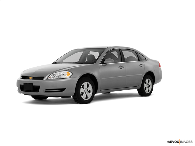 2008 Chevrolet Impala Vehicle Photo in Colorado Springs, CO 80909