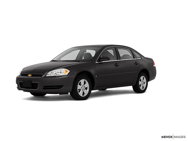 2008 Chevrolet Impala Vehicle Photo in Akron, OH 44303