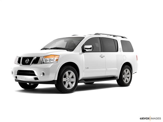 2008 Nissan Armada Vehicle Photo in Prescott, AZ 86305
