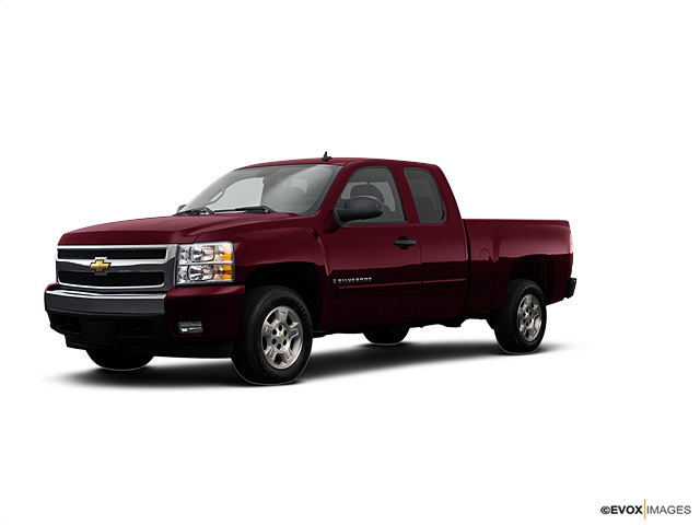 2008 Chevrolet Silverado 1500 Vehicle Photo in Hudson, MA 01749