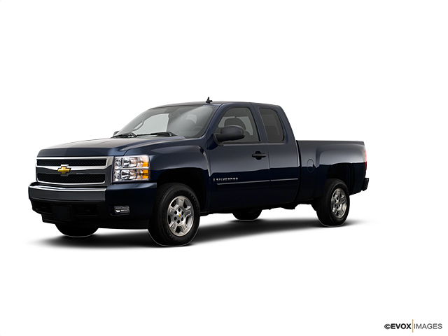 2008 Chevrolet Silverado 1500 Vehicle Photo in Massena, NY 13662