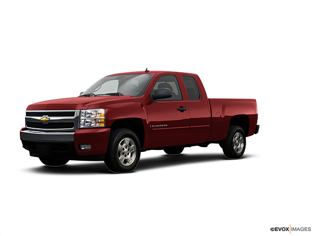 2008 Chevrolet Silverado 1500 Vehicle Photo in Akron, OH 44320