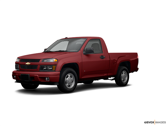 2008 Chevrolet Colorado Vehicle Photo in Akron, OH 44320