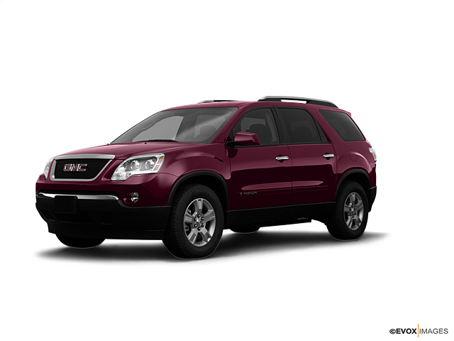 2008 GMC Acadia Vehicle Photo in Sioux City, IA 51101