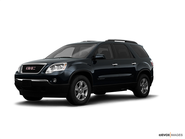 2008 GMC Acadia Vehicle Photo in Saginaw, MI 48609