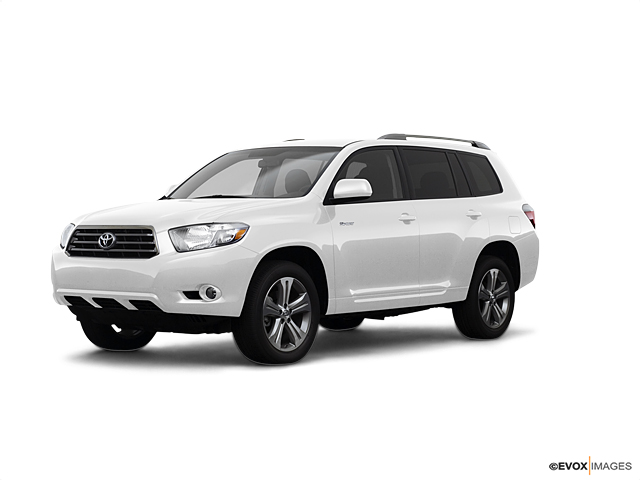 2008 Toyota Highlander Vehicle Photo in Twin Falls, ID 83301
