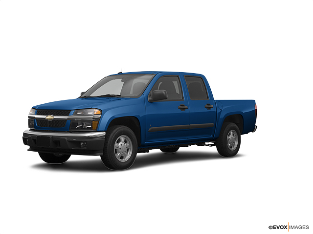 2008 Chevrolet Colorado Vehicle Photo in Houghton, MI 49931