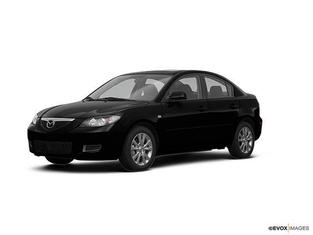 Pre Owned 2008 Mazda Mazda3 4dr Sdn Auto I Touring Value