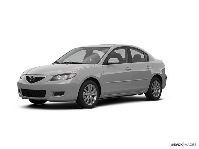 2008 Mazda Mazda3 Vehicle Photo in Highland, IN 46322