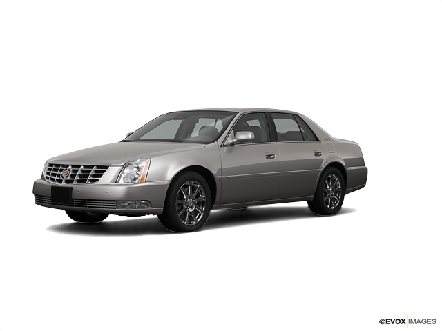 2008 Cadillac DTS Vehicle Photo in Menomonie, WI 54751