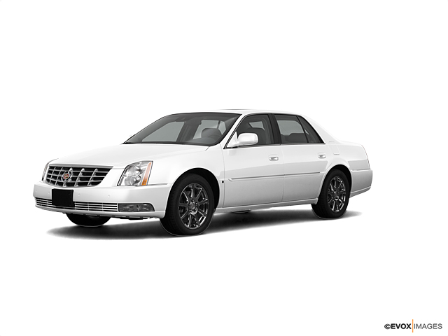 2008 Cadillac DTS Vehicle Photo in Portland, OR 97225