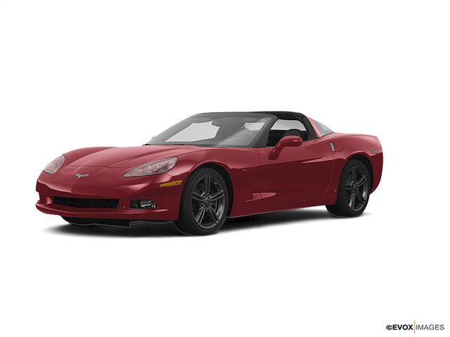 2008 Chevrolet Corvette Vehicle Photo in Gulfport, MS 39503