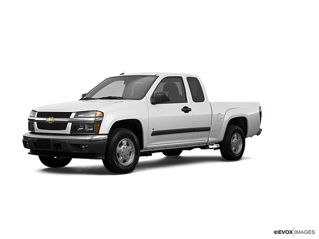 2008 Chevrolet Colorado Vehicle Photo in Richmond, VA 23231