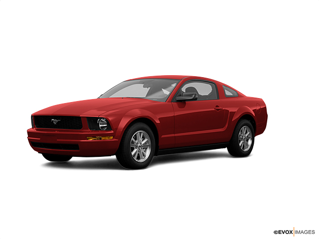 2008 Ford Mustang Vehicle Photo in Janesville, WI 53545