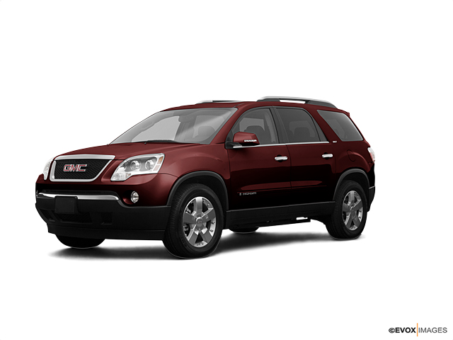 2008 GMC Acadia Vehicle Photo in Colorado Springs, CO 80905
