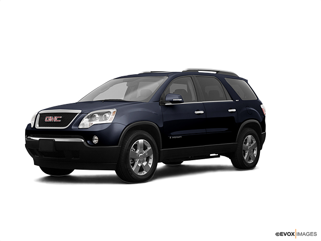 2008 GMC Acadia Vehicle Photo in Bend, OR 97701
