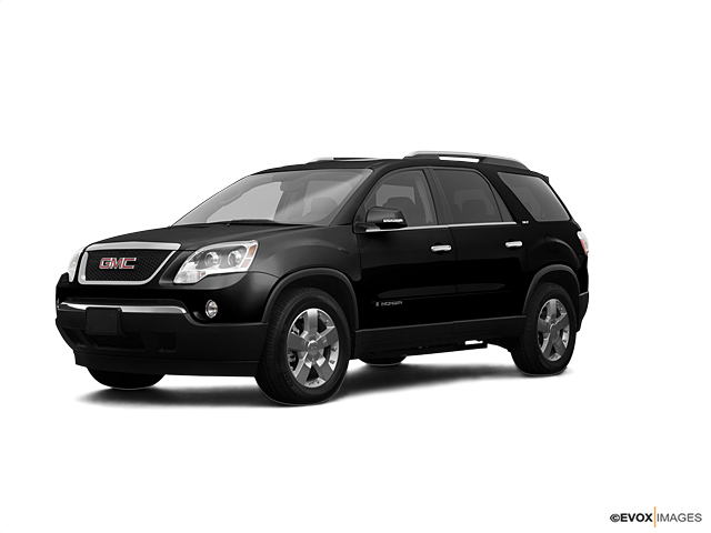 2008 GMC Acadia Vehicle Photo in Joliet, IL 60435